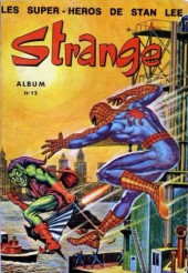 Strange -Rec012- Album N°12 (du n°35 au n°37)