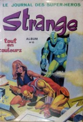 Strange -Rec015- Album N°15 (du n°44 au n°46)