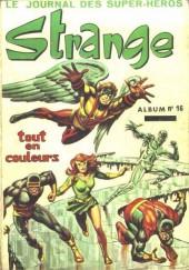Strange -Rec016- Album N°16 (du n°47 au n°49)