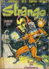 Strange -Rec024- Album N°24 (du n°71 au n°73)