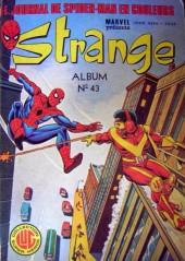 Strange -Rec043- Album N°43 (du n°128 au n°130)