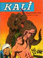 Kali -33- La vallée de la peur
