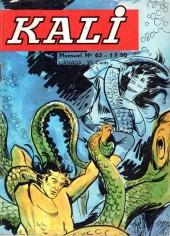 Kali -63- Duel de fauves