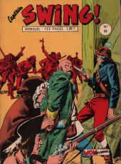 Capt'ain Swing! (1re série) -35- La corde au cou