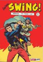 Capt'ain Swing! (1re série) -39- L'insaisissable Nez-de-Cuir