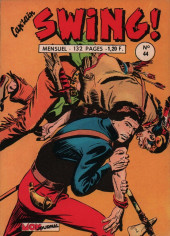 Capt'ain Swing! (1re série) -44- Les chariots de Mallory