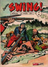 Capt'ain Swing! (1re série) -46- El Caïman le cruel