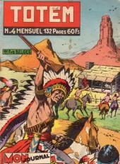 Totem (1re Série) (1956) -4- L'assaut des Iroquois
