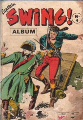 Capt'ain Swing! (1re série) -Rec004- Album N°4 (du n°13 au n°16)