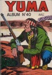 Yuma (1re série) -Rec040- Album N°40 (du n°157 au n°160)