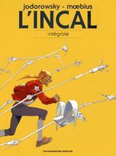 L'incal - Une aventure de John Difool -INTg- Intégrale