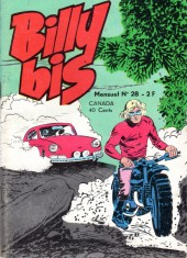 Billy Bis -28- A l'ombre des canons...