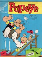 Popeye (Cap'tain présente) -65- Un agent pas secret