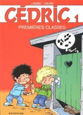Cédric -1b2006- Premières classes