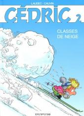 Cédric -2c06- Classes de neige