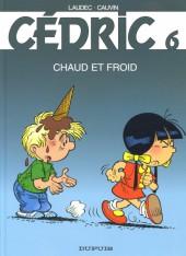 Cédric -6b2005- Chaud et froid