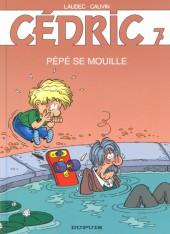 Cédric -7c04- Pépé se mouille