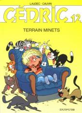 Cédric -12a2002- Terrain minets