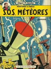 Blake et Mortimer (Historique) -7a72'- S.o.s. météores - mortimer à paris
