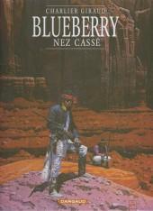 Blueberry -18d12- Nez cassé