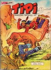 Tipi -27- La justice des Mescaleros