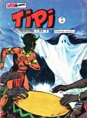 Tipi -20- Le secret d'Anna