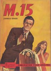 M. 15 James Eros -5- Les magnats de la mort