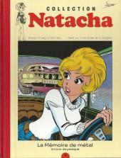 Natacha (la Collection Hachette) -3Test- La mémoire de métal