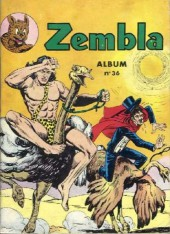 Zembla -Rec036- Album N°36 (du n°166 au n°169)
