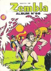 Zembla -Rec098- Album N°98 (du n°390 au n°392)