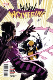 All-New Wolverine (2016) -17- Enemy of the State II: Part Five