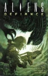 Aliens: Defiance (2016) -INT01- Volume 1