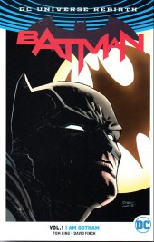 Batman (2016) -INT01- Vol.1 I am Gotham