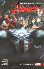 All-New, All-Different Avengers (2016) -INT03- Civil War II