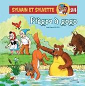 Sylvain et Sylvette (Éditions P'tit Louis) -24- Pièges à gogo