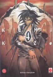 KaMiKaZe (Shiki) -4- Tome 4