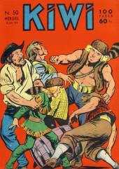 Kiwi -50- Le petit trappeur