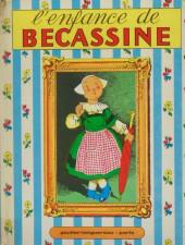 Bécassine -1c64- L'enfance de Bécassine