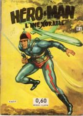 Hero-man -4- Perdus dans Vénus