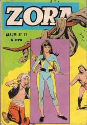 Zora -Rec11- Album N°11 (du n°32 au n°34)