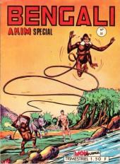 Bengali (Akim Spécial Hors-Série puis Akim Spécial puis) -33- Le rayon écarlate
