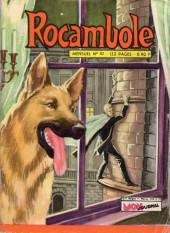Rocambole -10- Le château de Dagomar