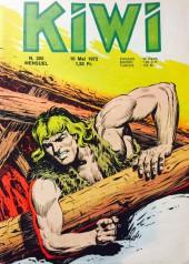 Kiwi -205- Le couteau sur la gorge
