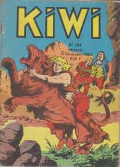 Kiwi -104- Le petit trappeur