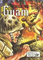 Sergent Guam -9- Héros de pacotille
