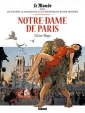 Les grands Classiques de la littérature en bande dessinée -3- Notre-Dame de Paris