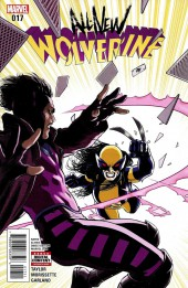 All-New Wolverine (2016) -17- Enemy Of The State II