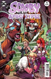 Scooby Apocalypse (2016) -10- Velma, Warrior Queen Of Monsterworld!