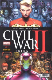 Civil War II Extra -1- Civil War II : Gods of War