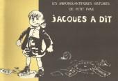 Les mirobolantifiques Histoires de Petit Paul - Jacques a dit